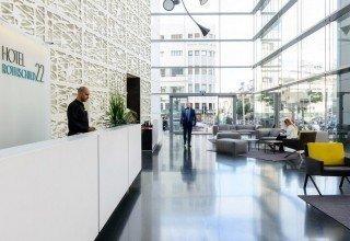 Réception de l'hôtel Rothschild 22