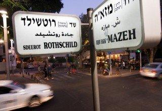 Le meilleur emplacement à Tel Aviv